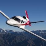 Вторая версия Cirrus SF50 Vision Jet сертифицирована EASA