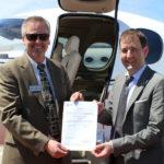 Cirrus Vision Jet сертифицирован EASA
