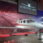 Cirrus Vision Jet передан первому владельцу