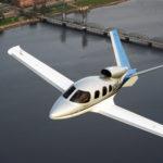 Cirrus получил Collier Trophy за SF50 Vision Jet