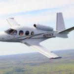 Cirrus Vision SF50 начал сертификационные тесты