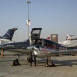 Diamond DA62 стал украшением Dubai Air Show